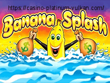 Онлайн автомат Banana Splash