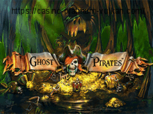 Онлайн слот Ghost Pirates