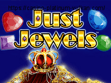 Онлайн автомат Just Jewels