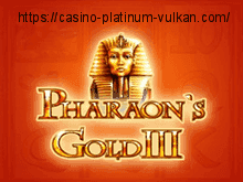 Азартная игра Pharaohs Gold III