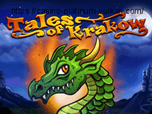 Онлайн автомат Tales Of Krakow
