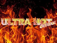 Онлайн слот Ultra Hot Deluxe