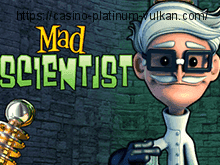Онлайн слот Mad Scientist