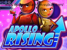 Онлайн автомат Apollo Rising