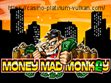 Слот Money Mad Monkey от Microgaming